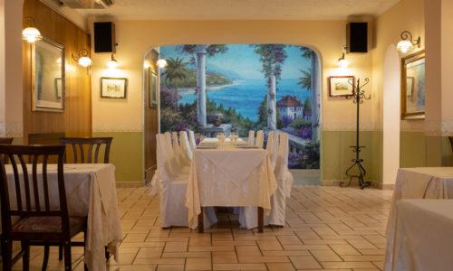 Sala ristorante Regina